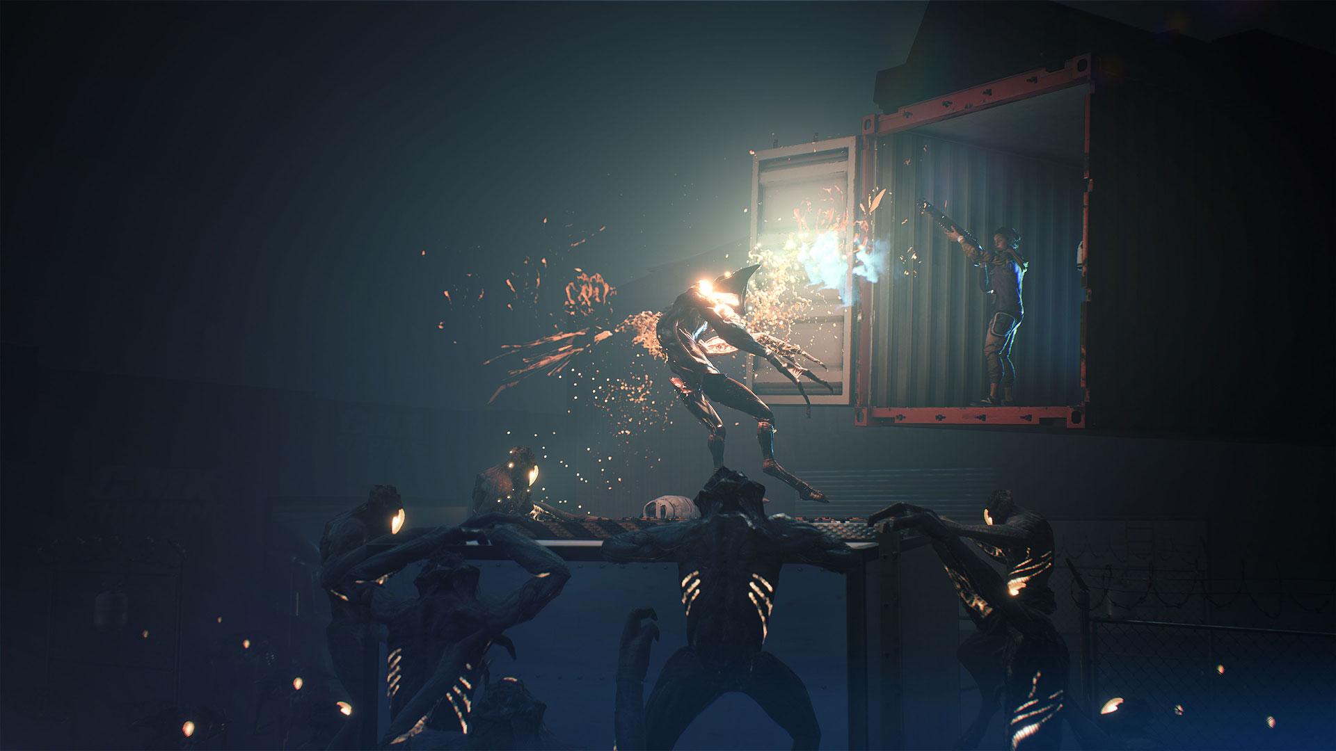 Earthfall скриншот 1