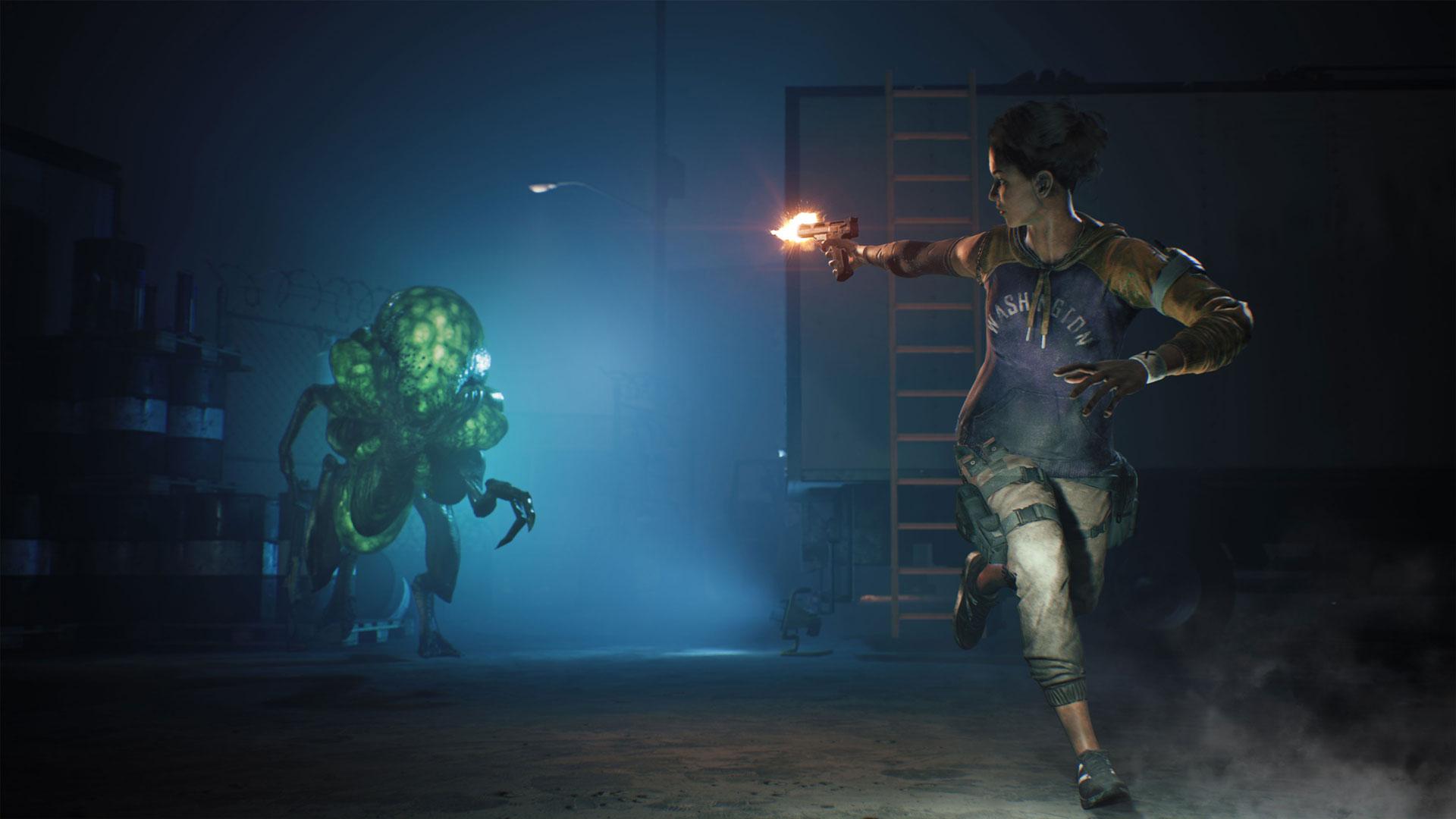 Earthfall скриншот 3