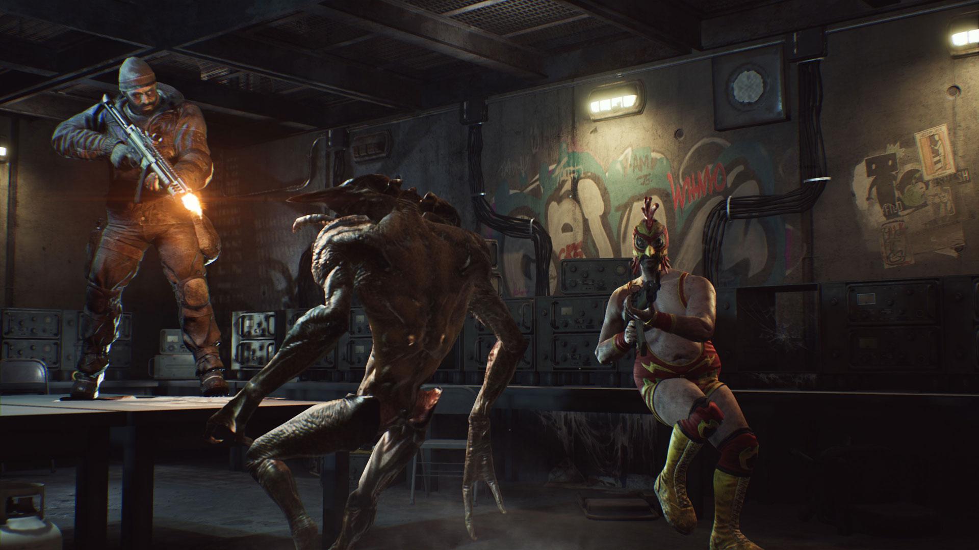 Earthfall скриншот 4