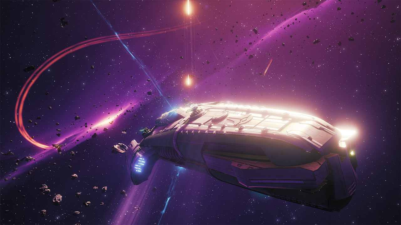 Скриншот №4 к EVERSPACE