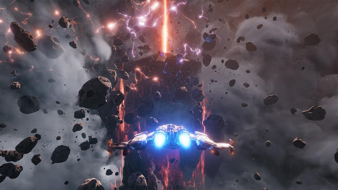 Скриншот №2 к EVERSPACE