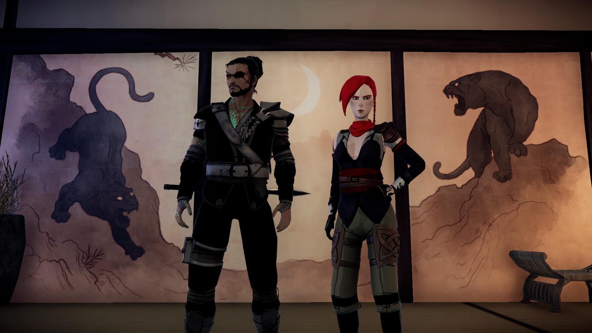Скриншот №7 к Aragami Shadow Edition