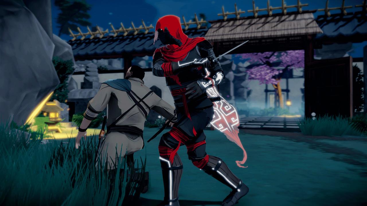 Скриншот №4 к Aragami Shadow Edition