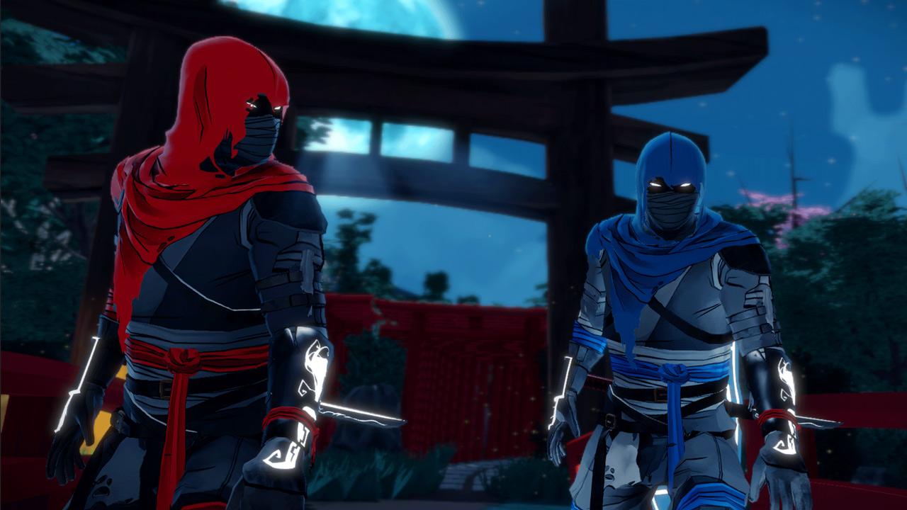 Скриншот №5 к Aragami Shadow Edition