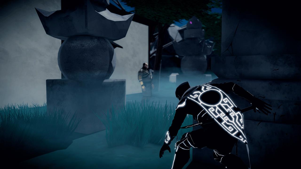 Скриншот №2 к Aragami Shadow Edition