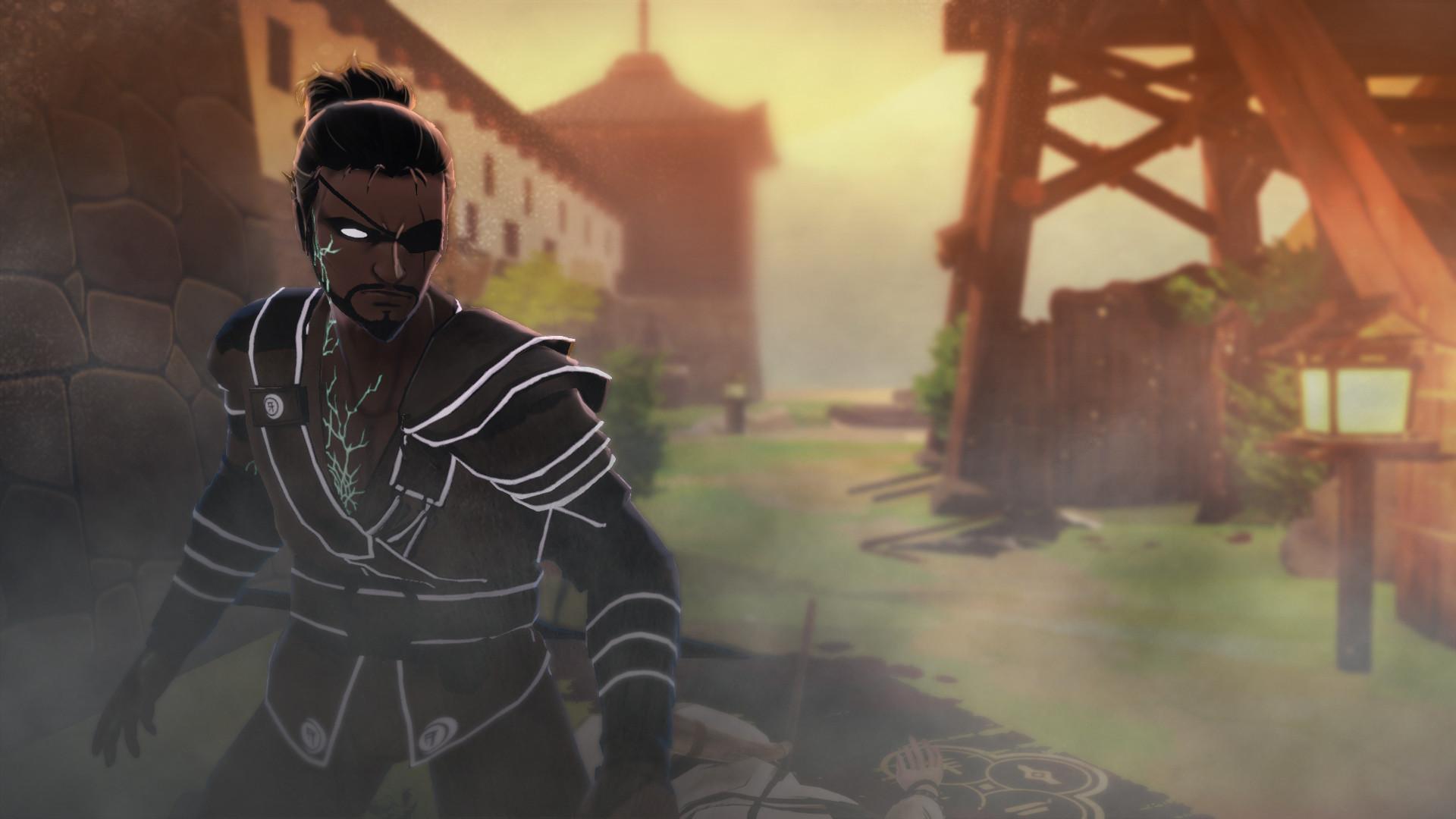 Скриншот №8 к Aragami Shadow Edition