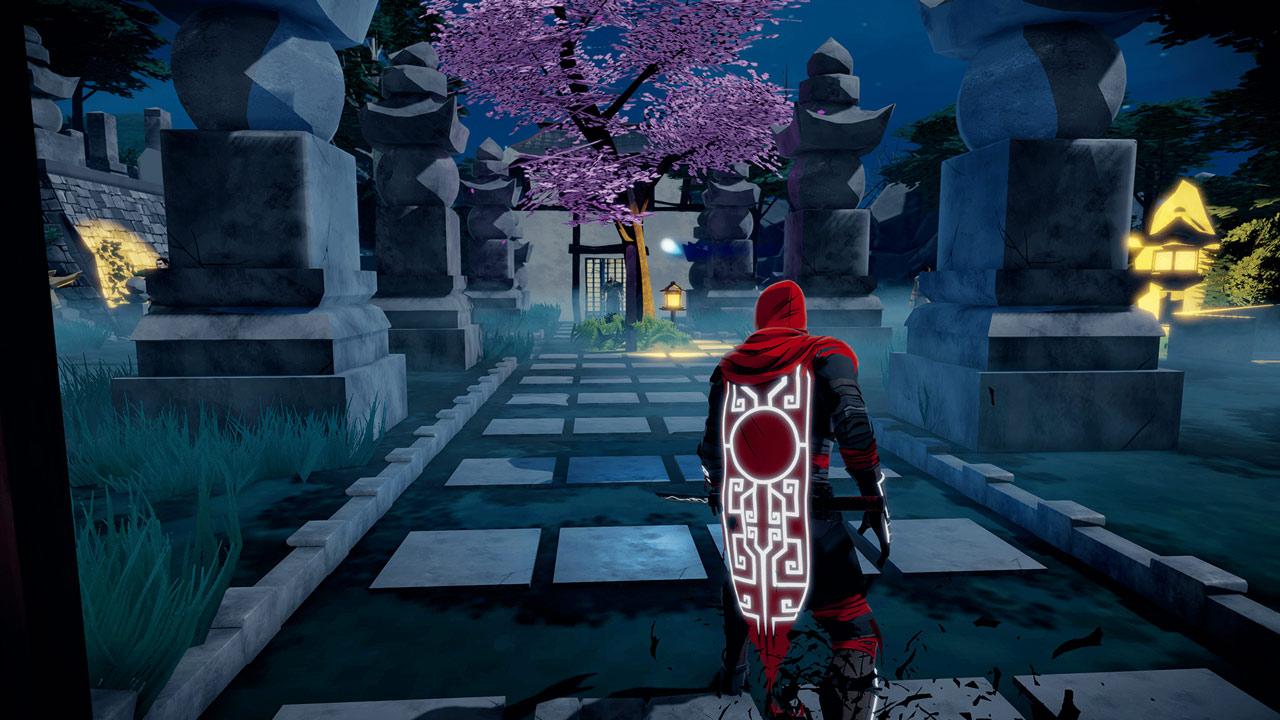 Скриншот №6 к Aragami Shadow Edition