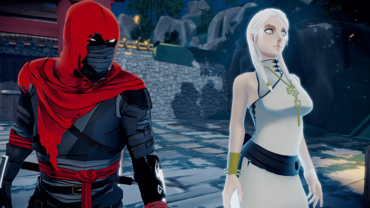 Скриншот №3 к Aragami Shadow Edition