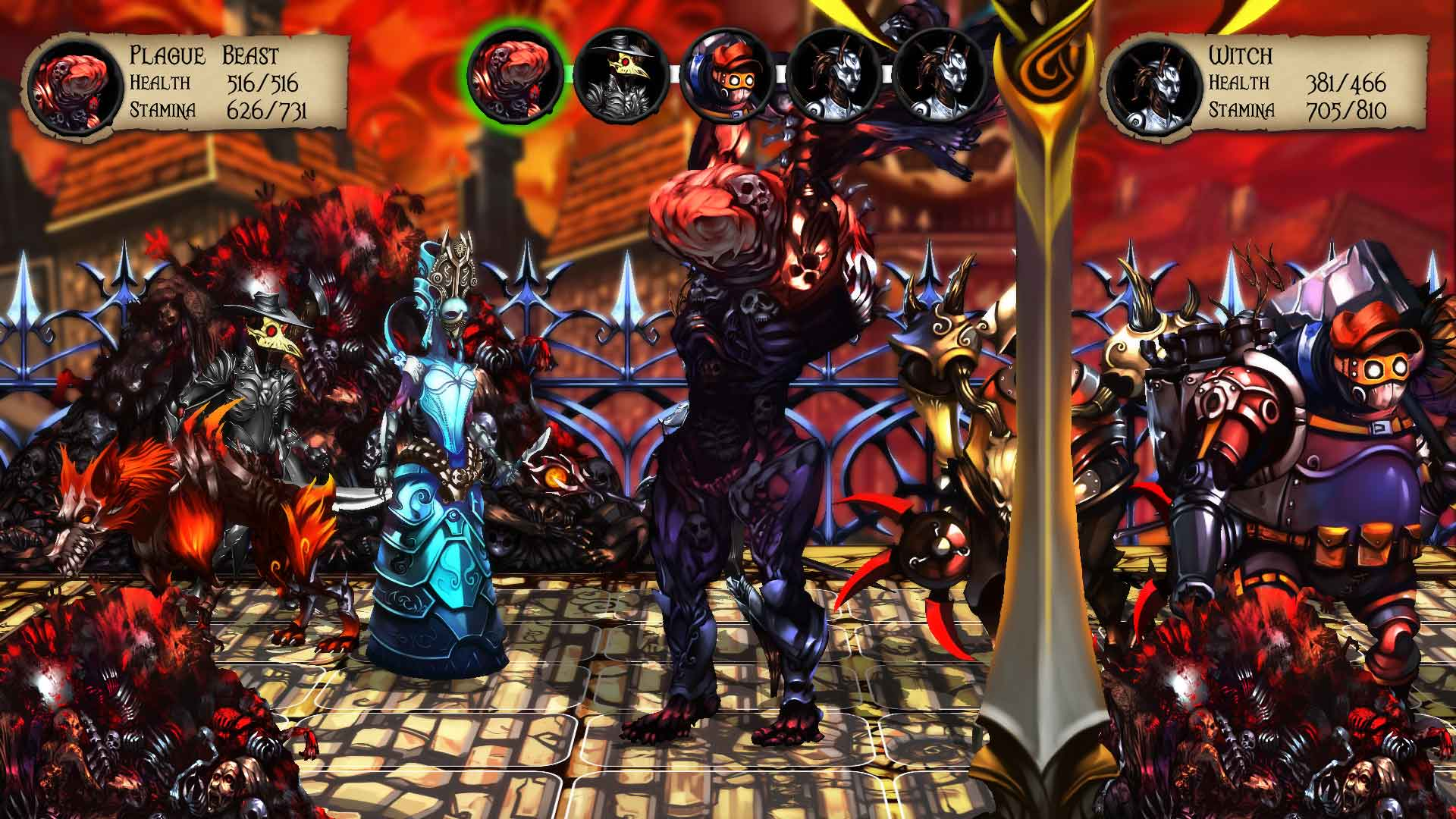 Plague Road скриншот 3