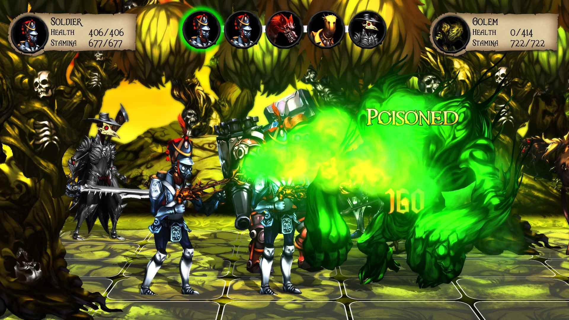 Plague Road скриншот 8
