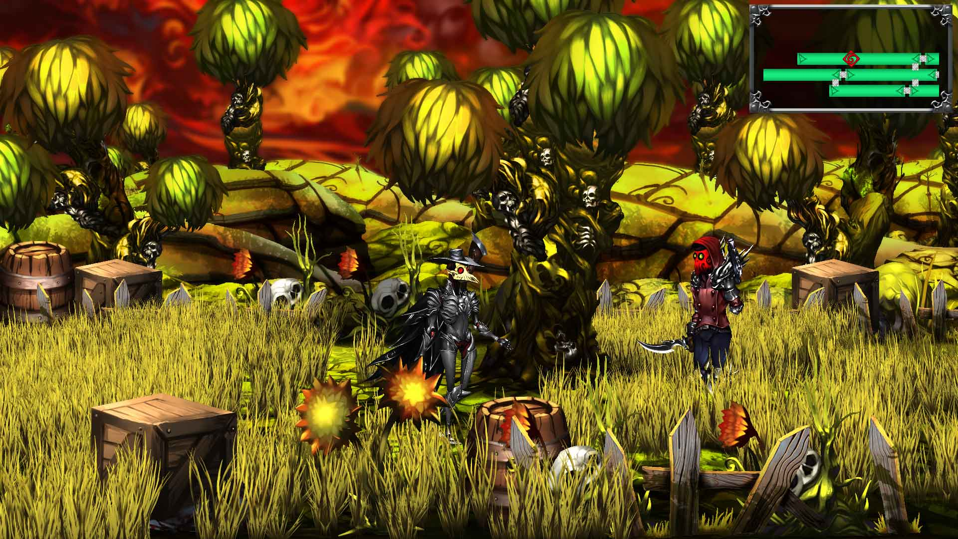 Plague Road скриншот 4