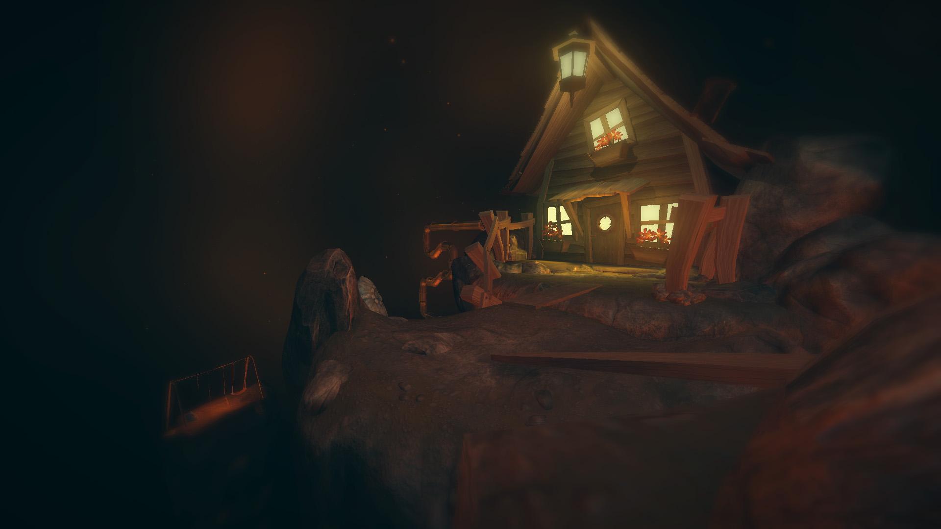 Among The Sleep — Enhanced Edition