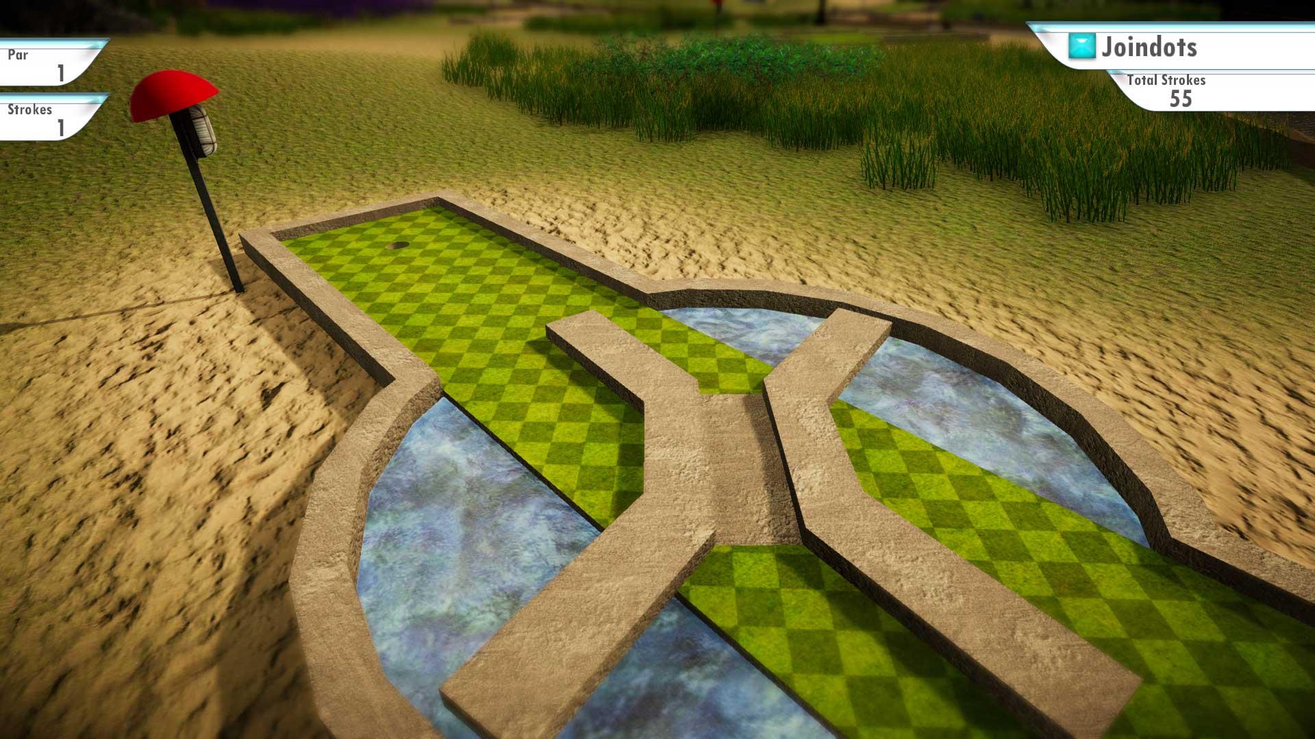 Скриншот №9 к 3D MiniGolf