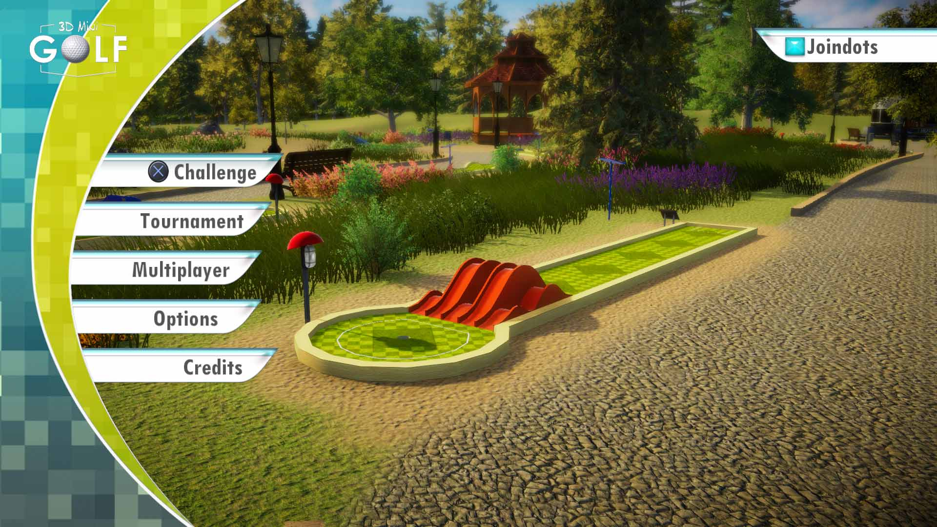 Скриншот №4 к 3D MiniGolf
