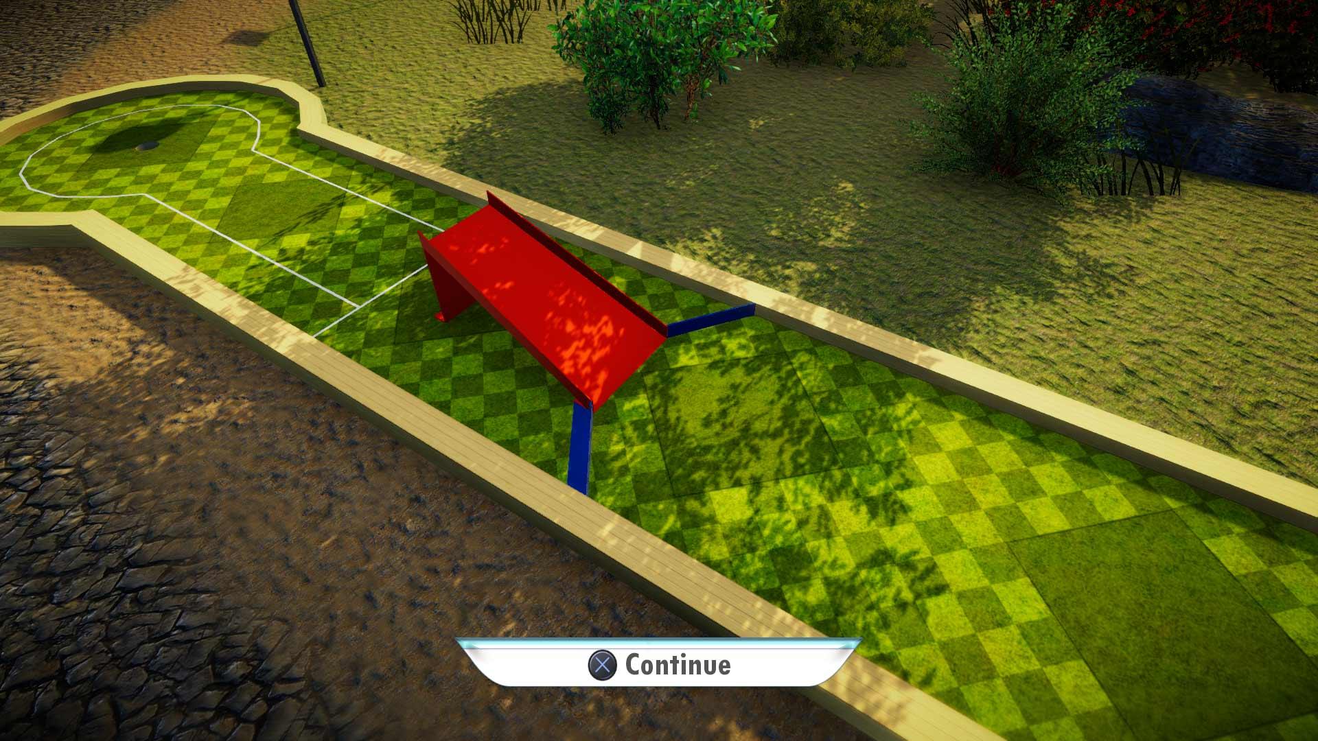 Скриншот №3 к 3D MiniGolf