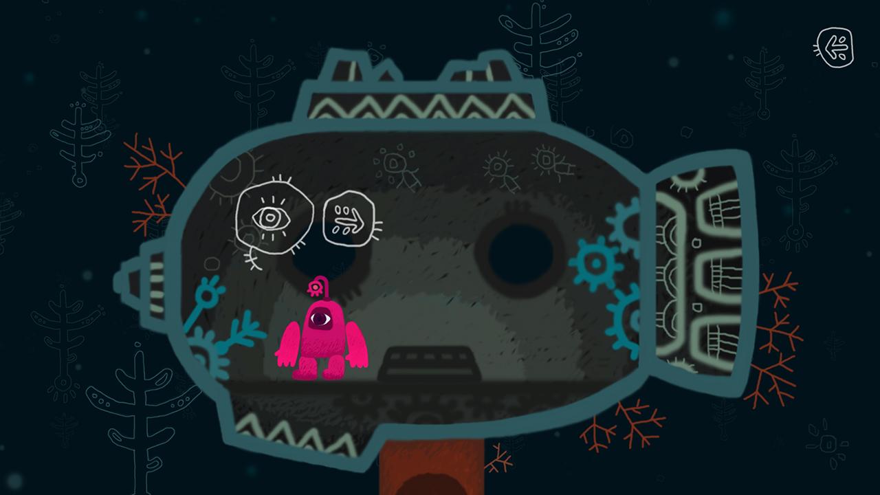 One Eyed Kutkh скриншот 4