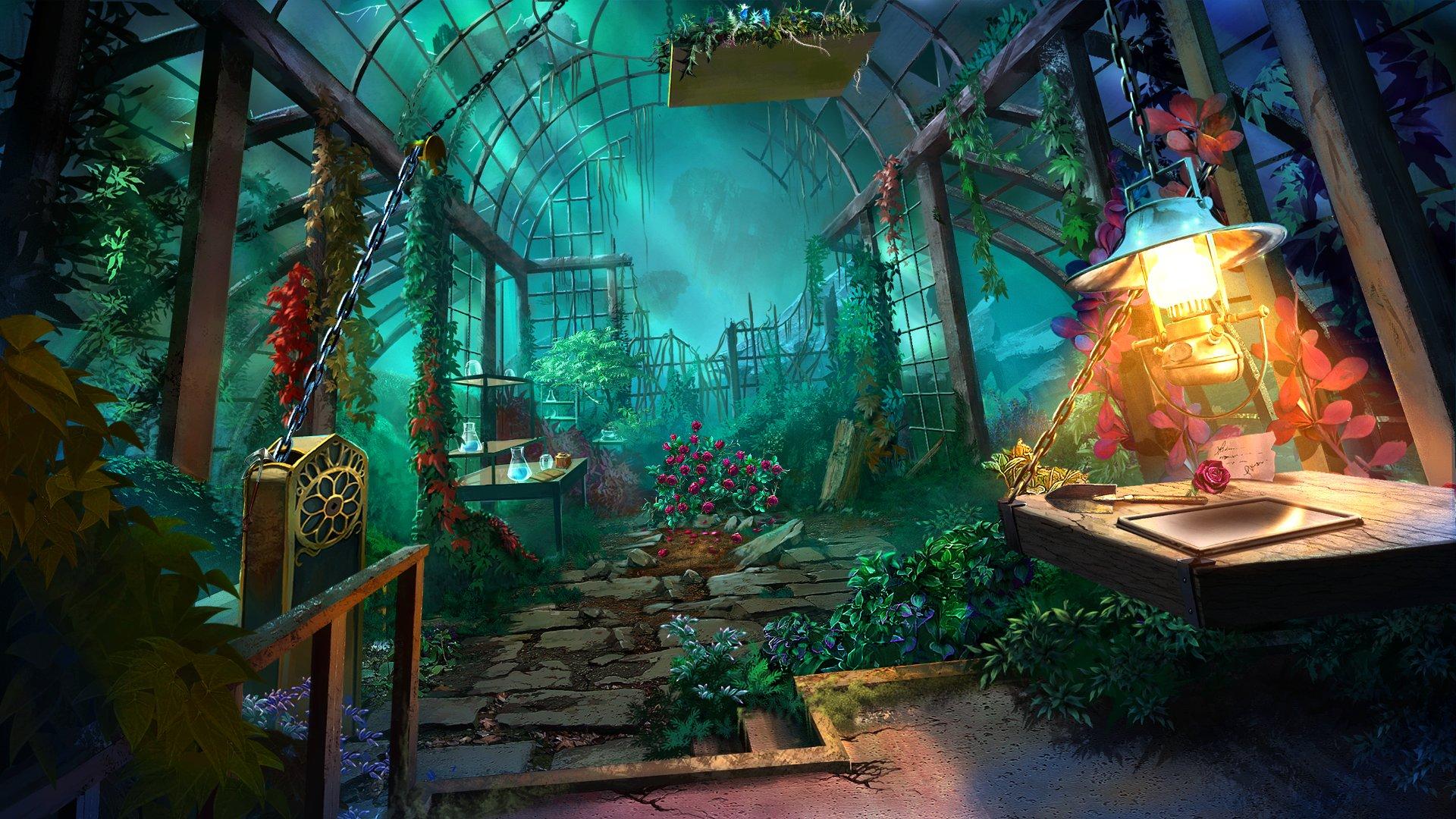 Скриншот №9 к Grim Legends 3 The Dark City Deluxe
