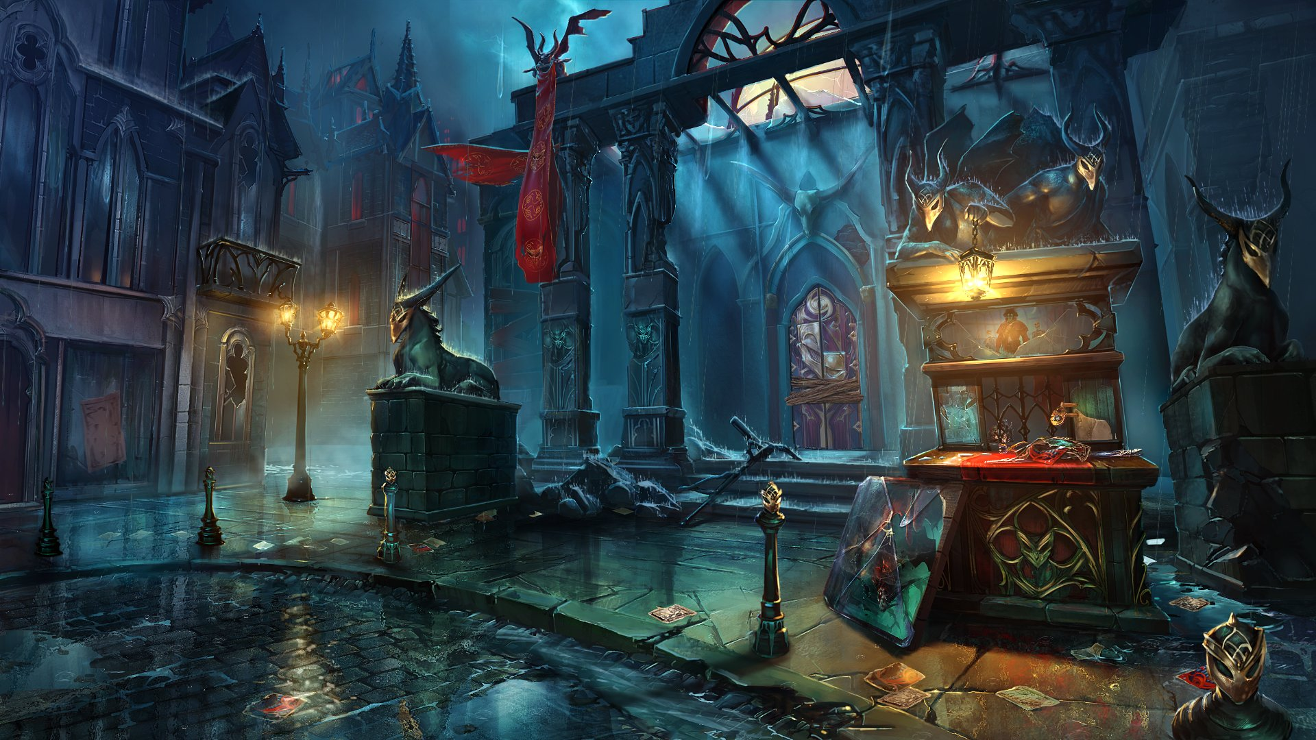 Скриншот №5 к Grim Legends 3 The Dark City Deluxe