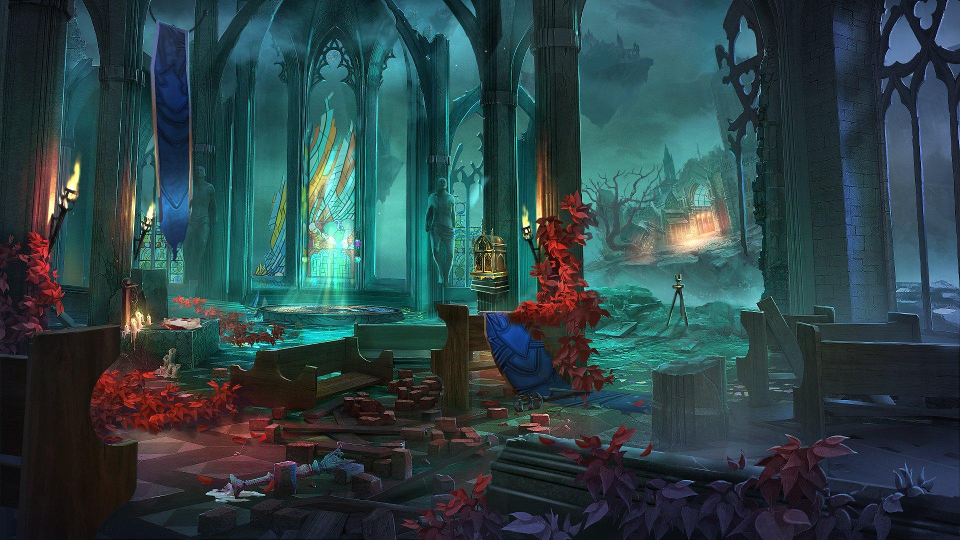 Скриншот №10 к Grim Legends 3 The Dark City Deluxe