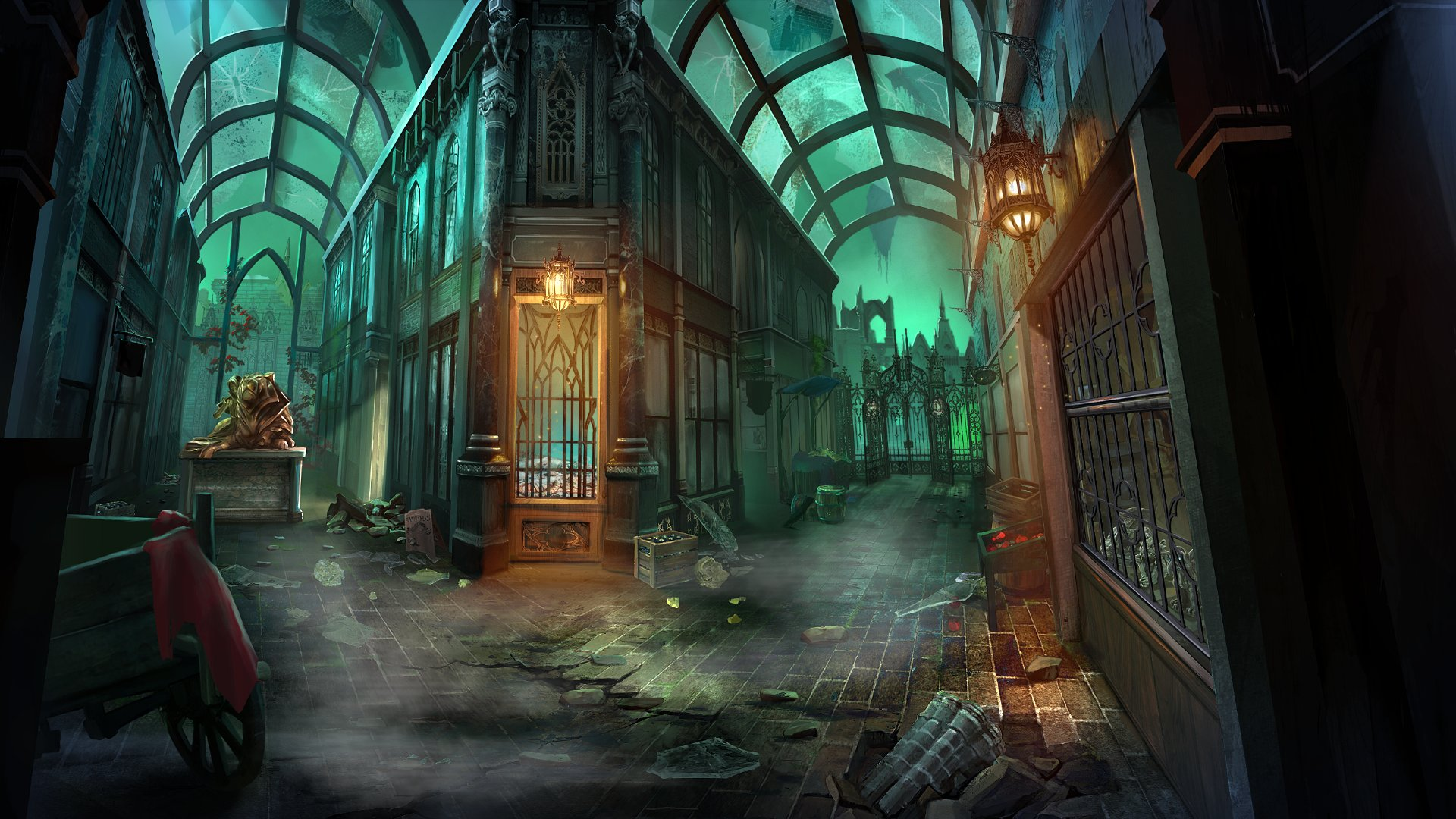Скриншот №7 к Grim Legends 3 The Dark City Deluxe