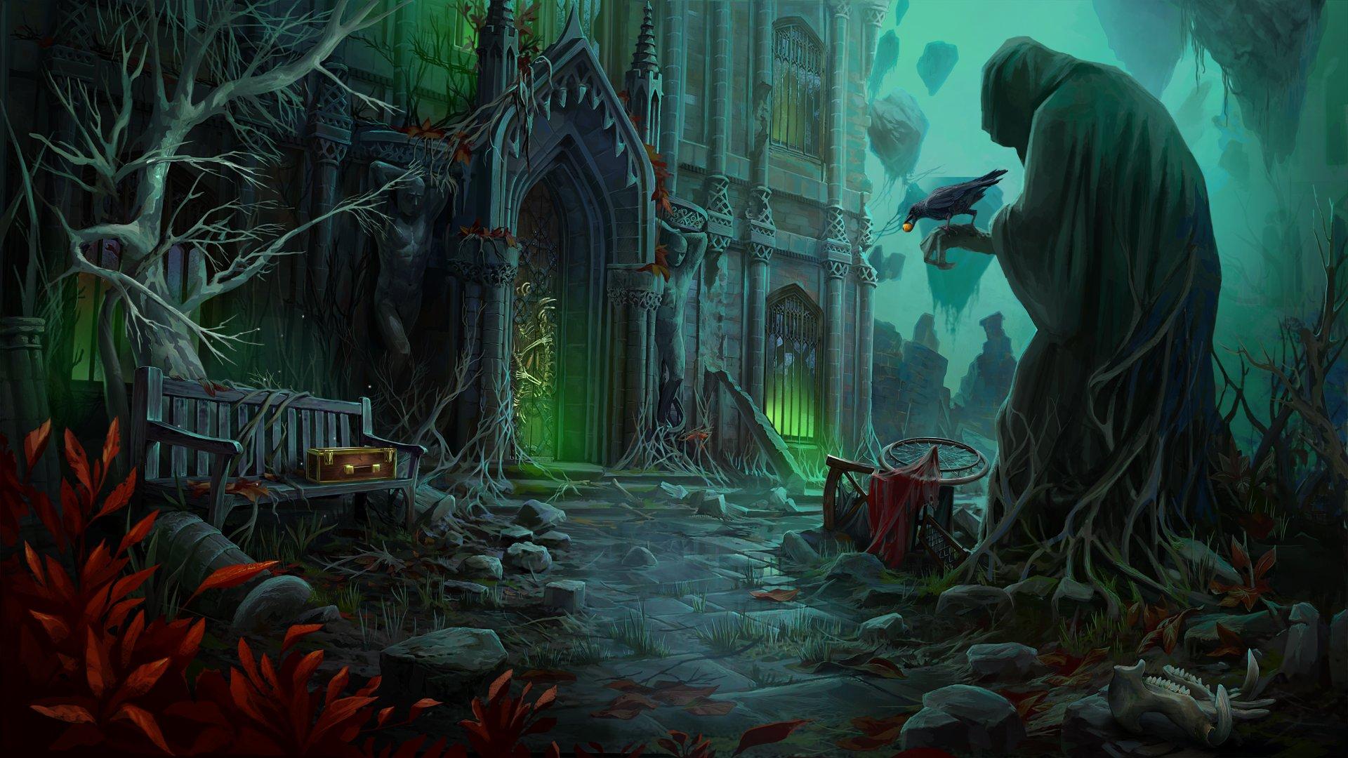 Скриншот №8 к Grim Legends 3 The Dark City