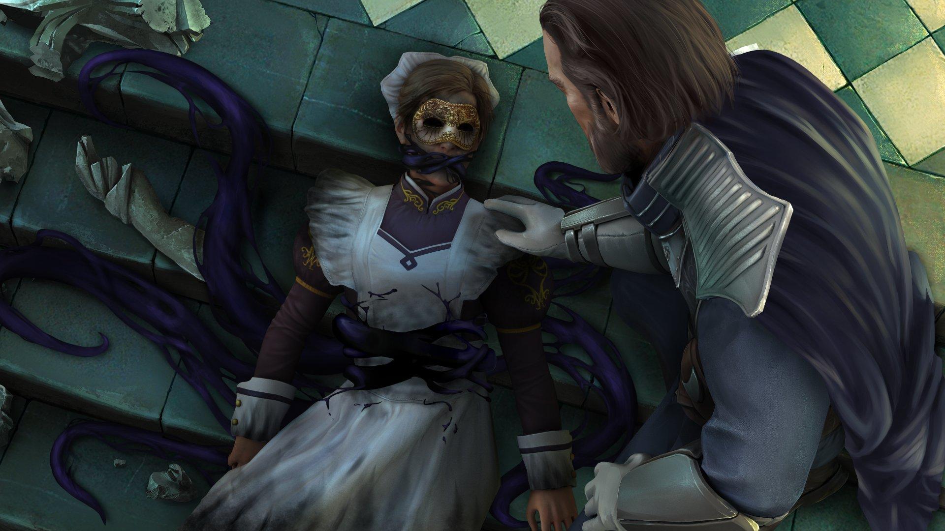 Скриншот №2 к Grim Legends 3 The Dark City