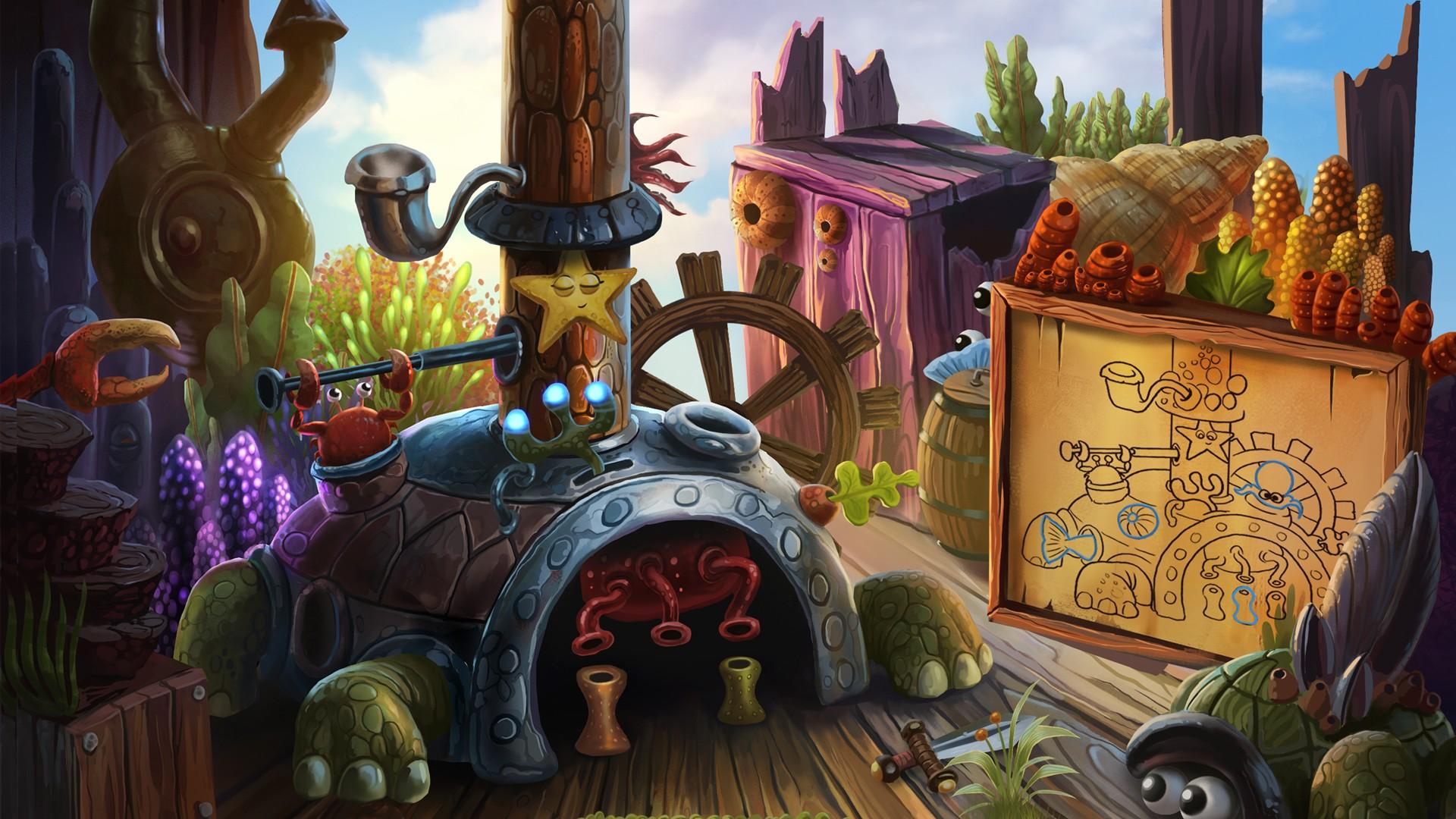My Brother Rabbit - Winter Edition скриншот 2