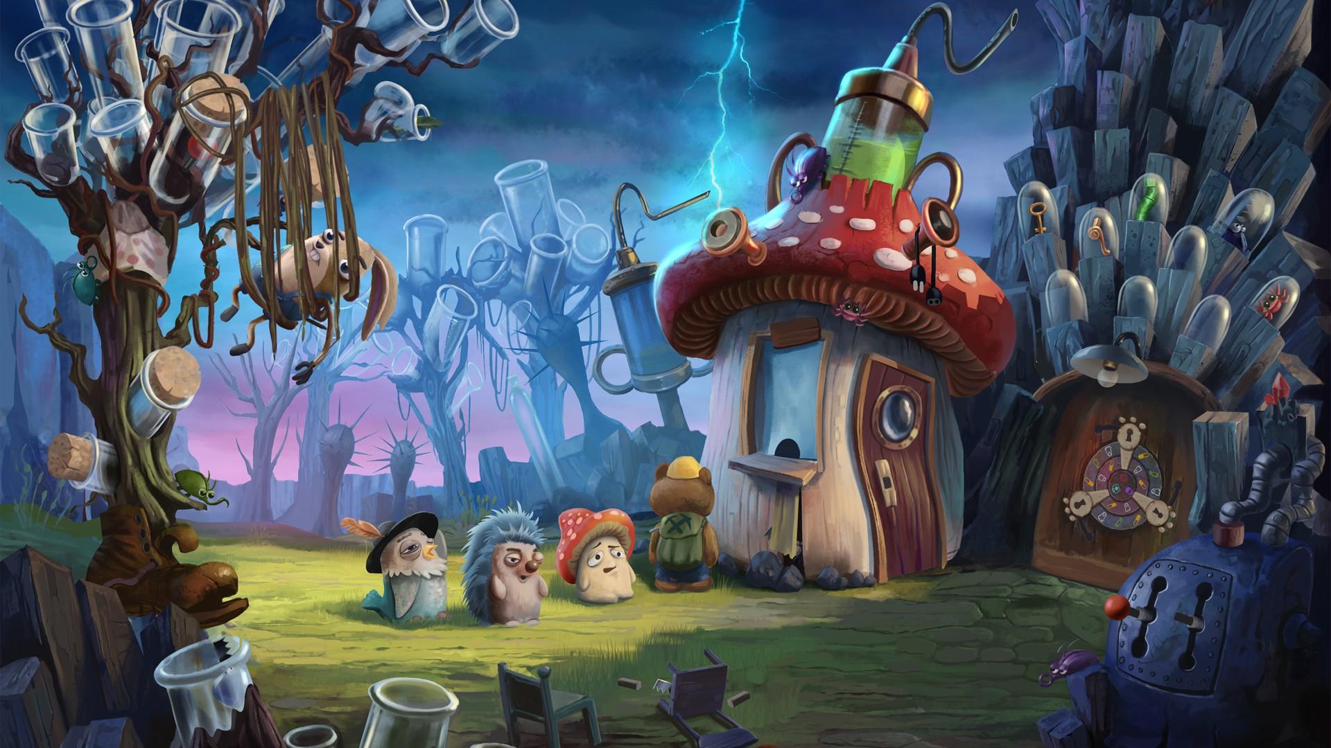 My Brother Rabbit - Winter Edition скриншот 5