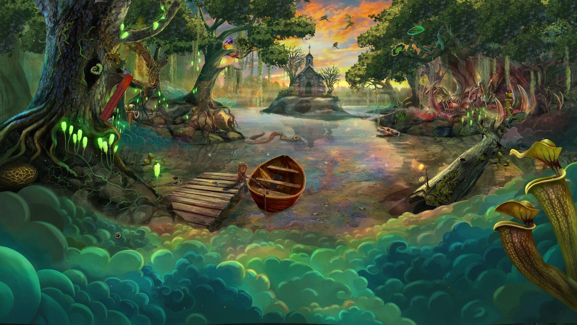 Eventide 3: Legacy of Legends скриншот 4