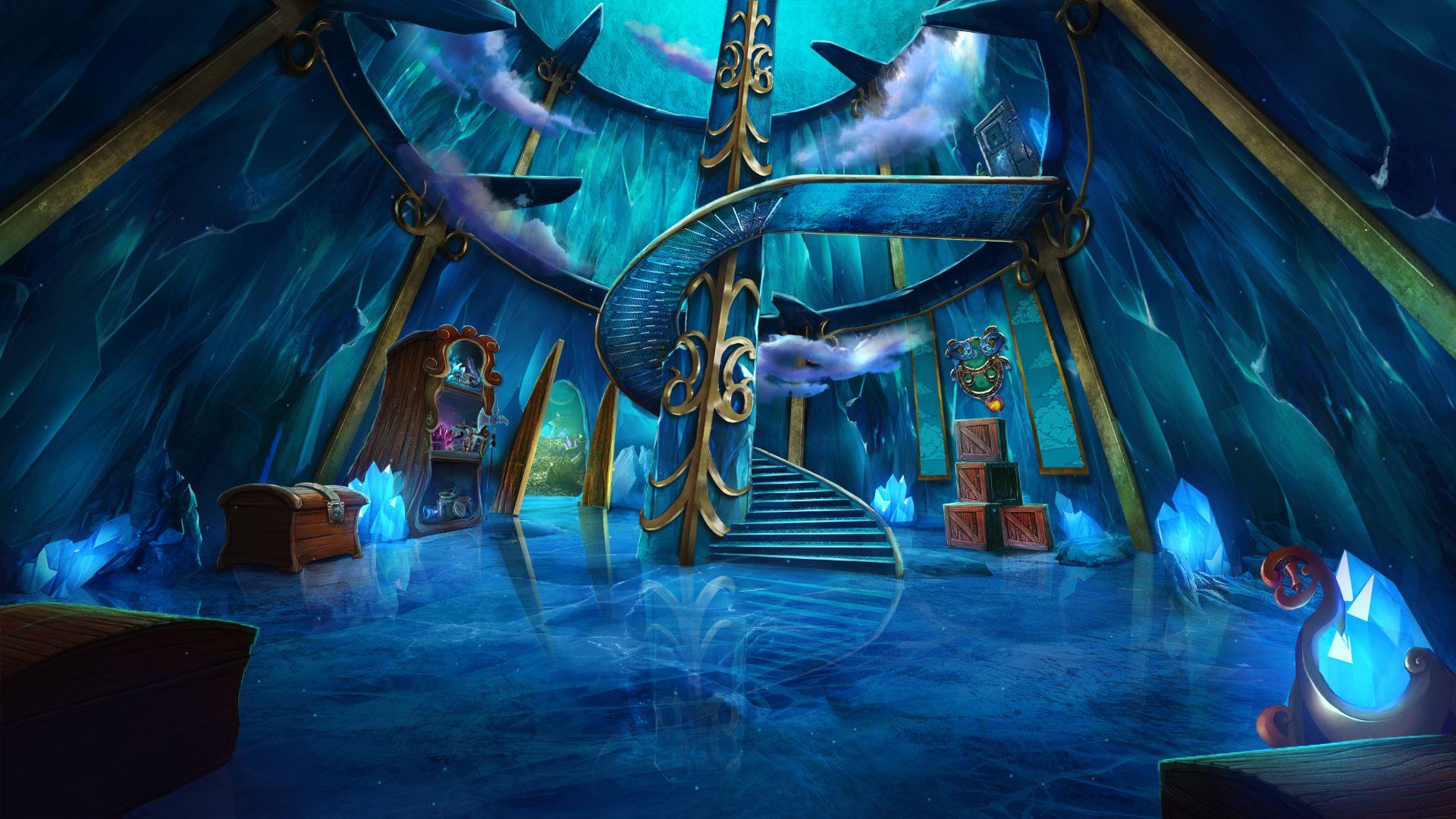 Eventide 3: Legacy of Legends скриншот 1