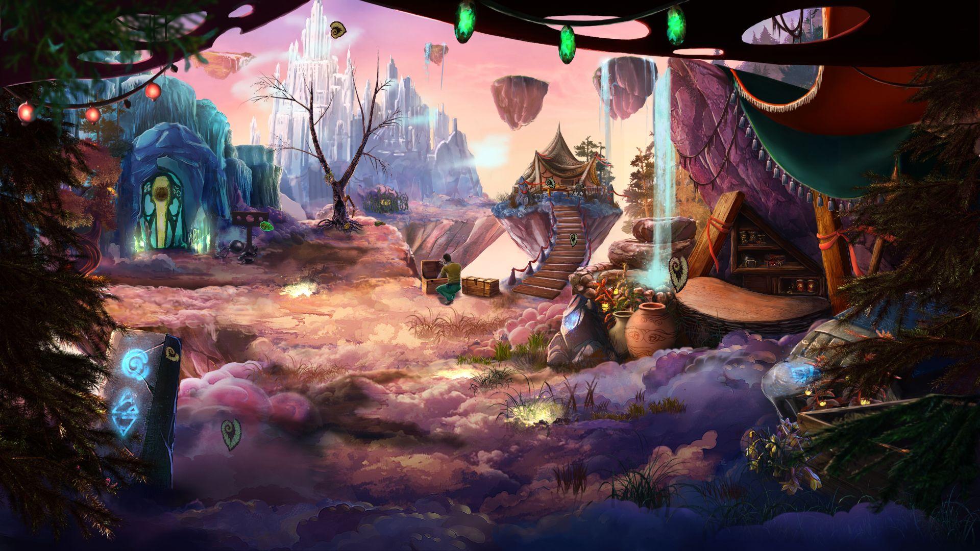 Eventide 3: Legacy of Legends скриншот 2