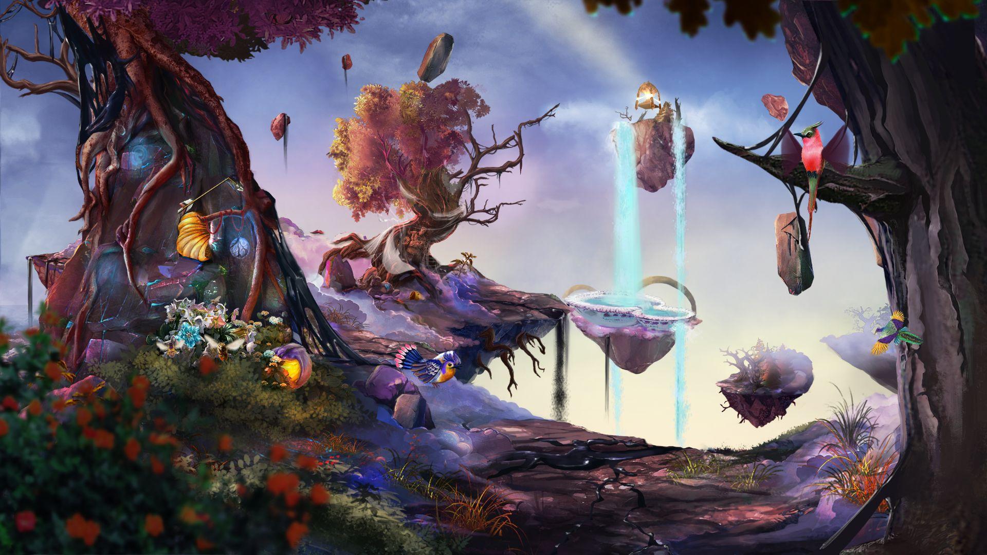Eventide 3: Legacy of Legends скриншот 3