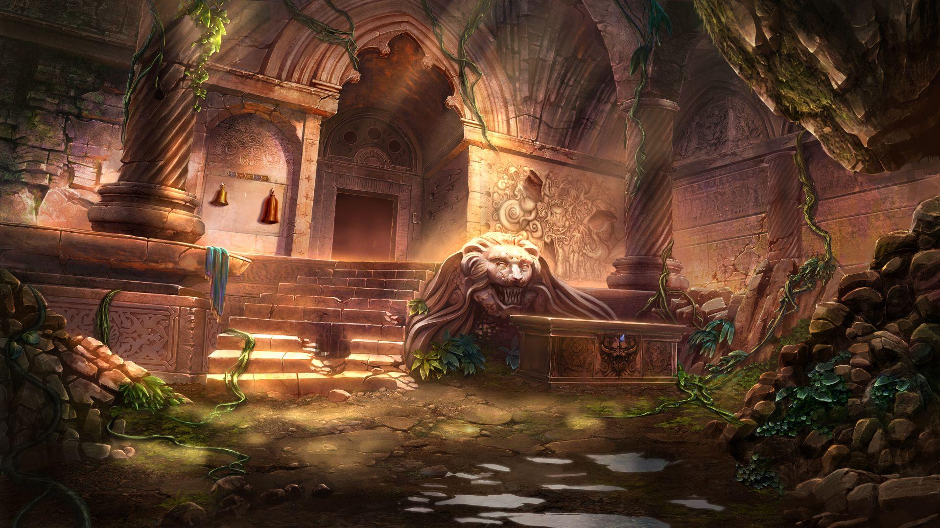 Persian Nights: Sands of Wonders скриншот 6