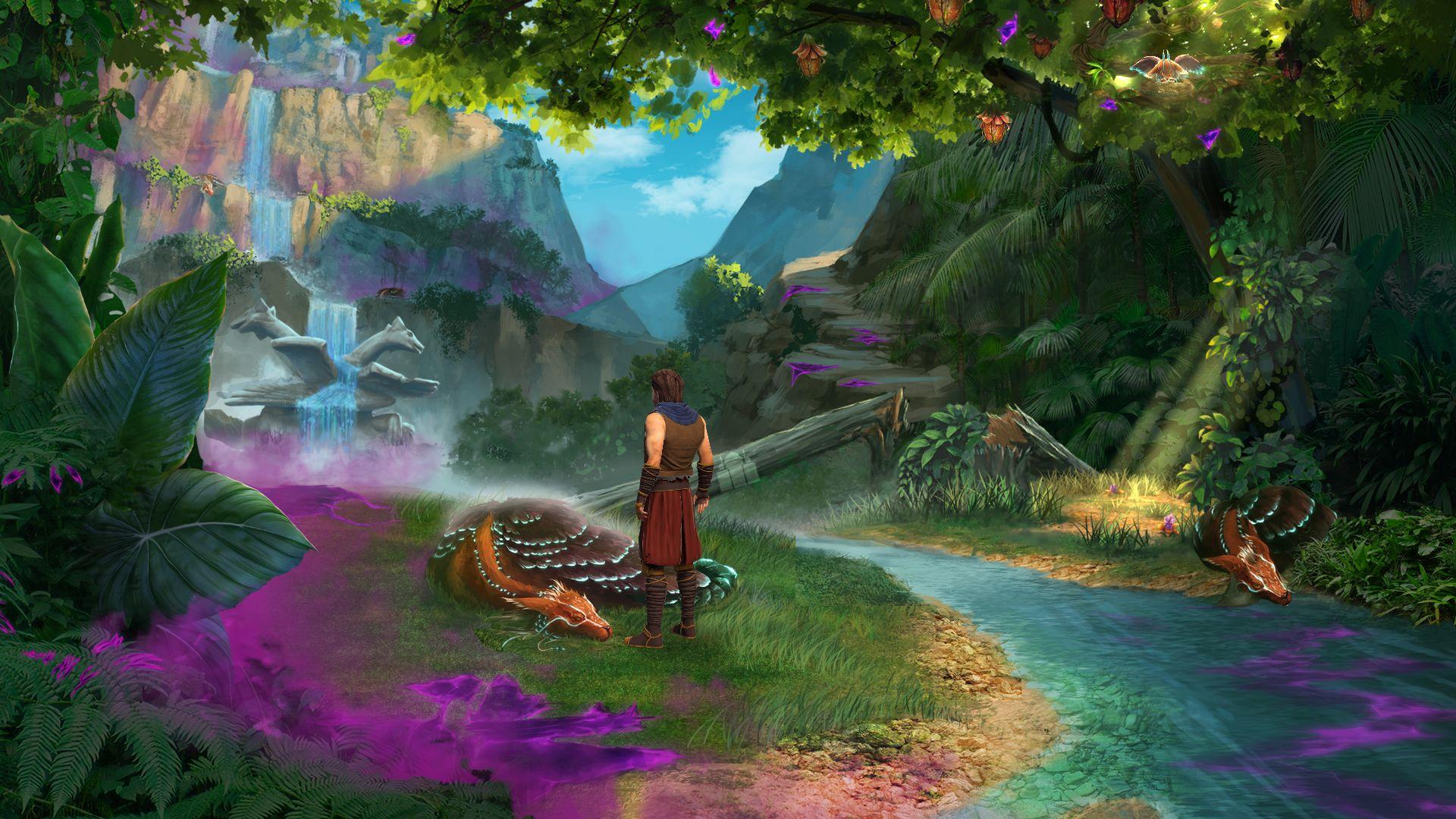 Persian Nights: Sands of Wonders скриншот 2