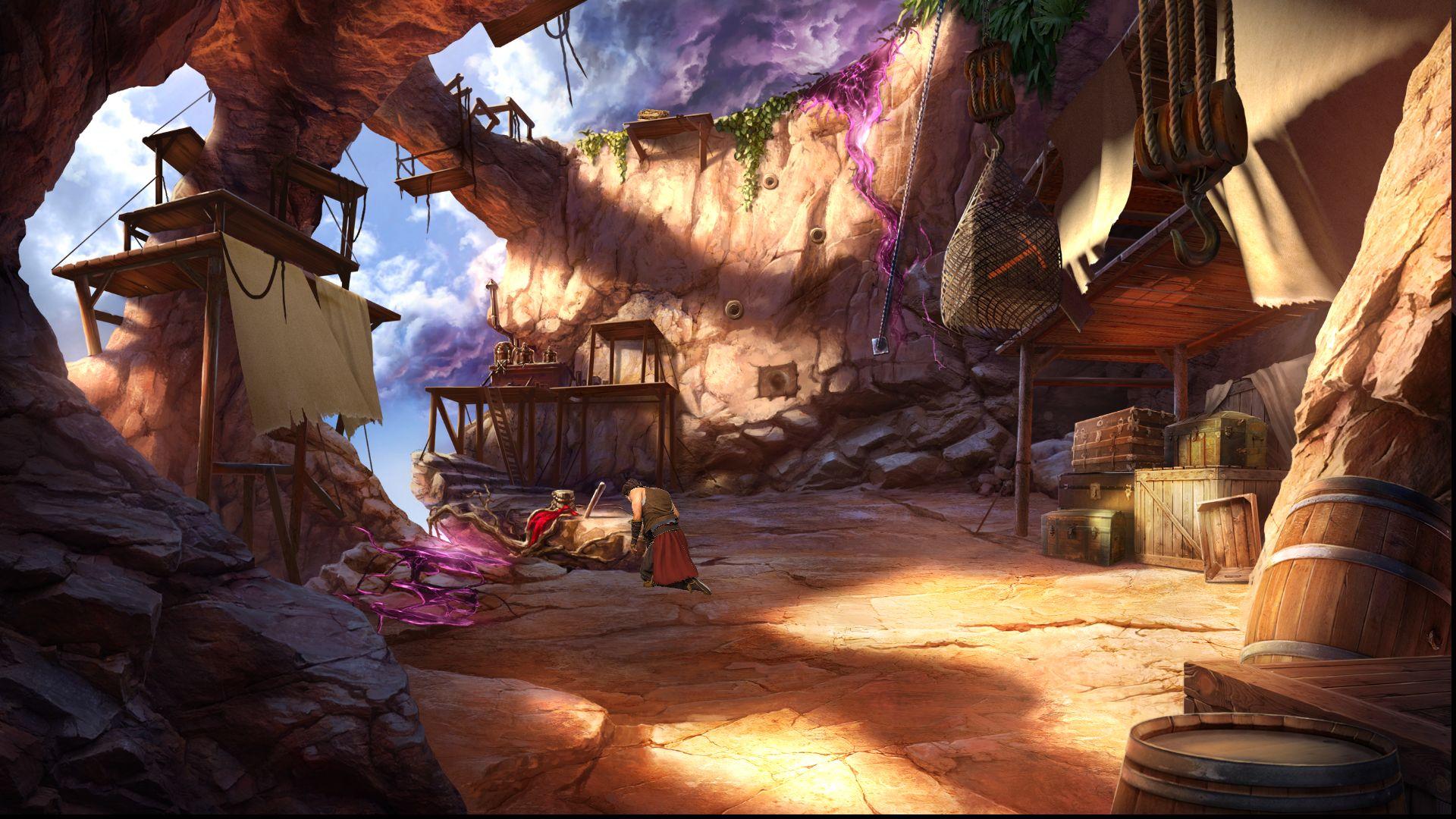Persian Nights: Sands of Wonders скриншот 5