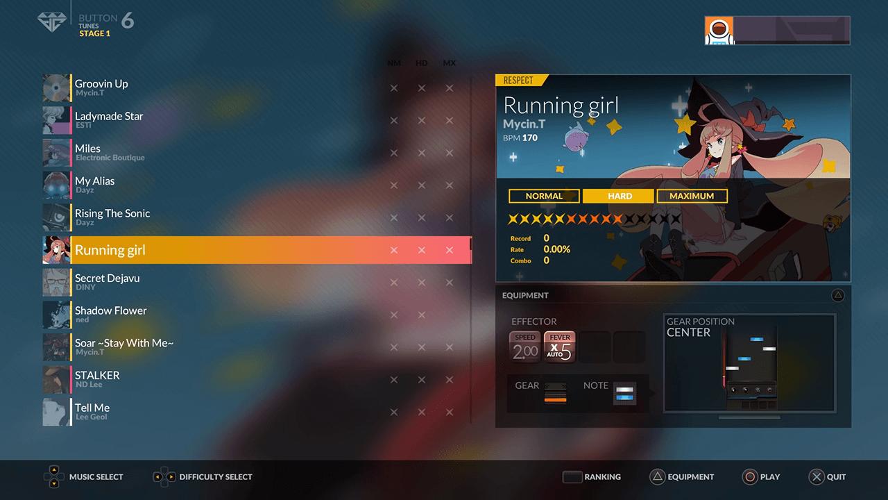 DJMAX RESPECT скриншот 3