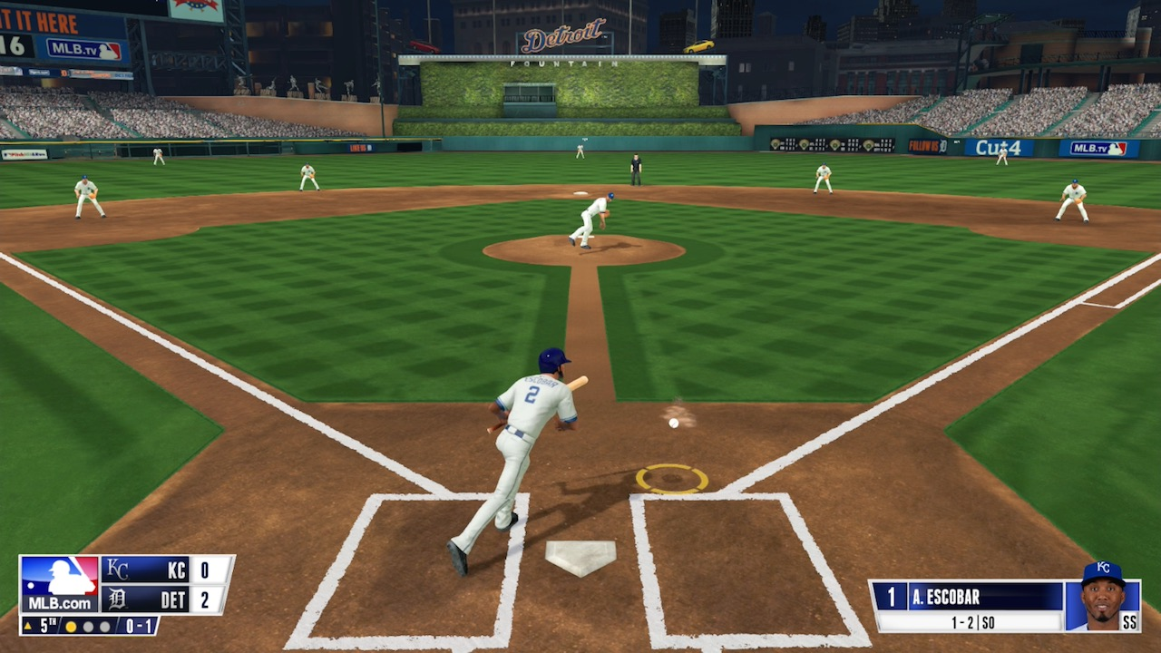 R.B.I. Baseball 16 on PS4 | Official PlayStation®Store UK