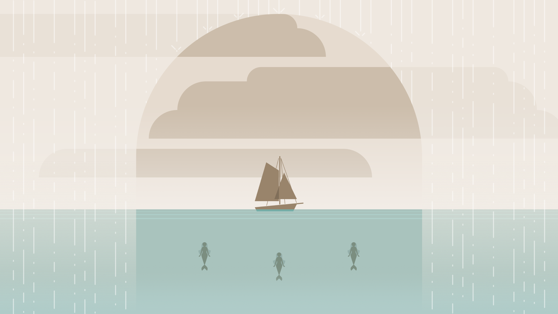 Burly Men At Sea — Original Soundtrack
