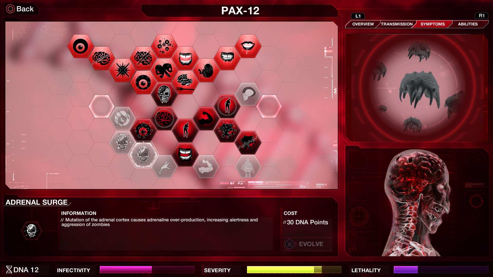 Скриншот №4 к Plague Inc Evolved