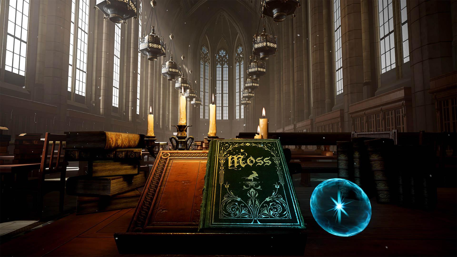 Скриншот №2 к Moss™
