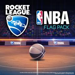 Rocket League - NBA Flag Pack