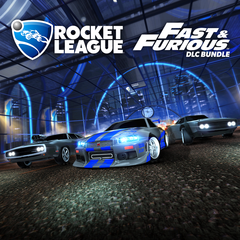 Rocket League - Lot de DLC Fast & Furious