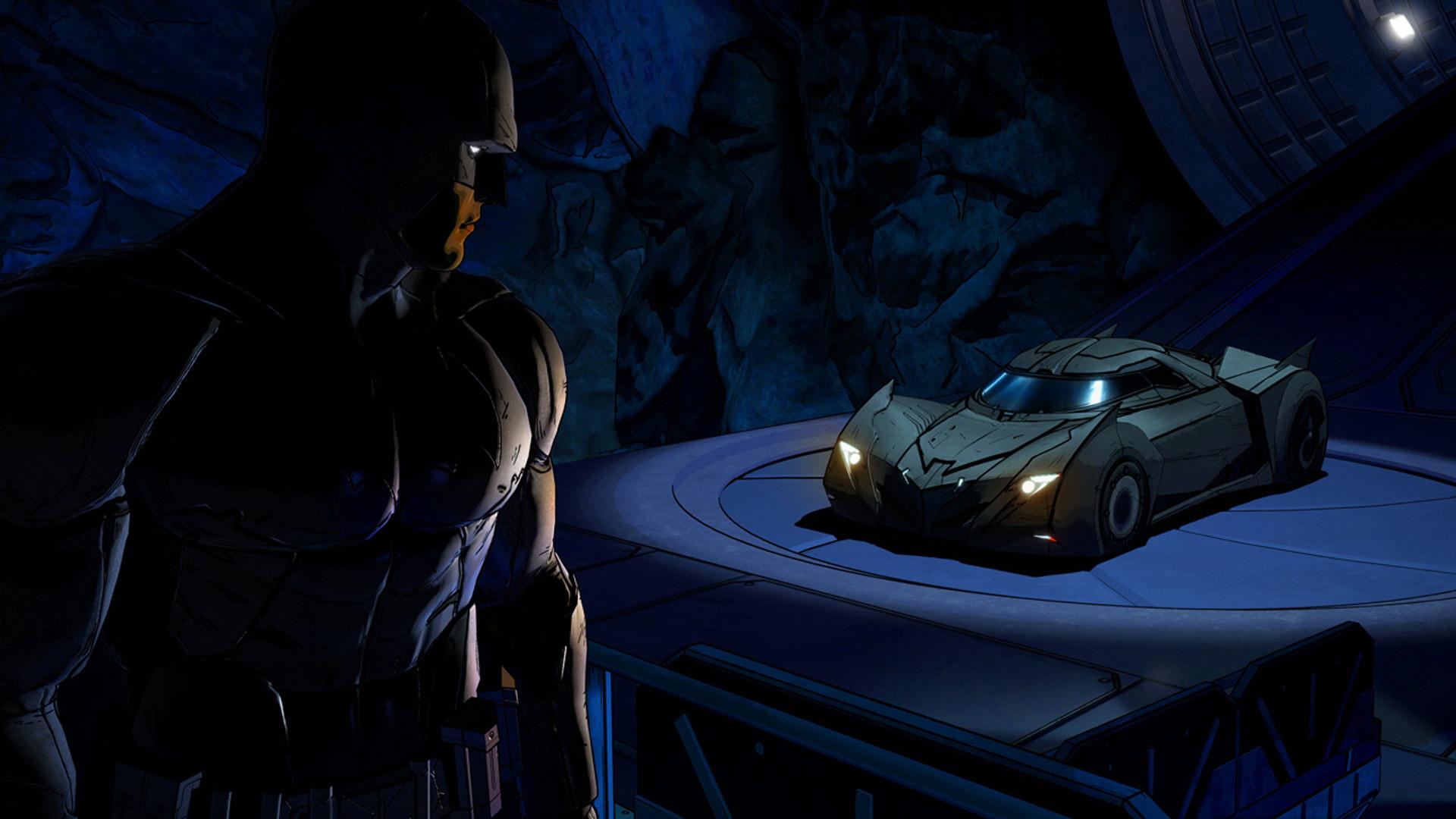 Скриншот №3 к Batman - The Telltale Series - Season Pass
