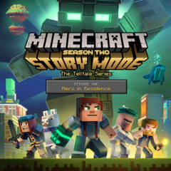 Minecraft : Story Mode - Season Two - Episode 1