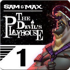 'Sam & Max' The Devil's Playhouse Episode 1: The Penal Zone