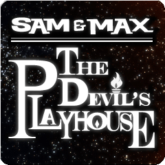 'Sam & Max' The Devil's Playhouse