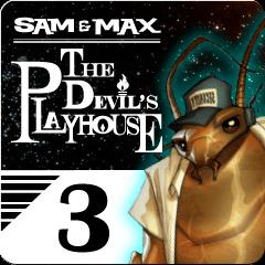 'Sam & Max' Episode 3: They Stole Max's Brain