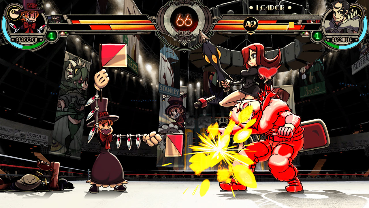 Skullgirls 2nd Encore on PS4, PS Vita | Official ...