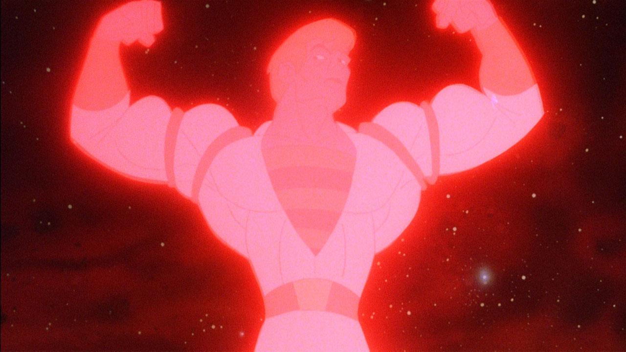 Скриншот №4 к Dragons Lair трилогия