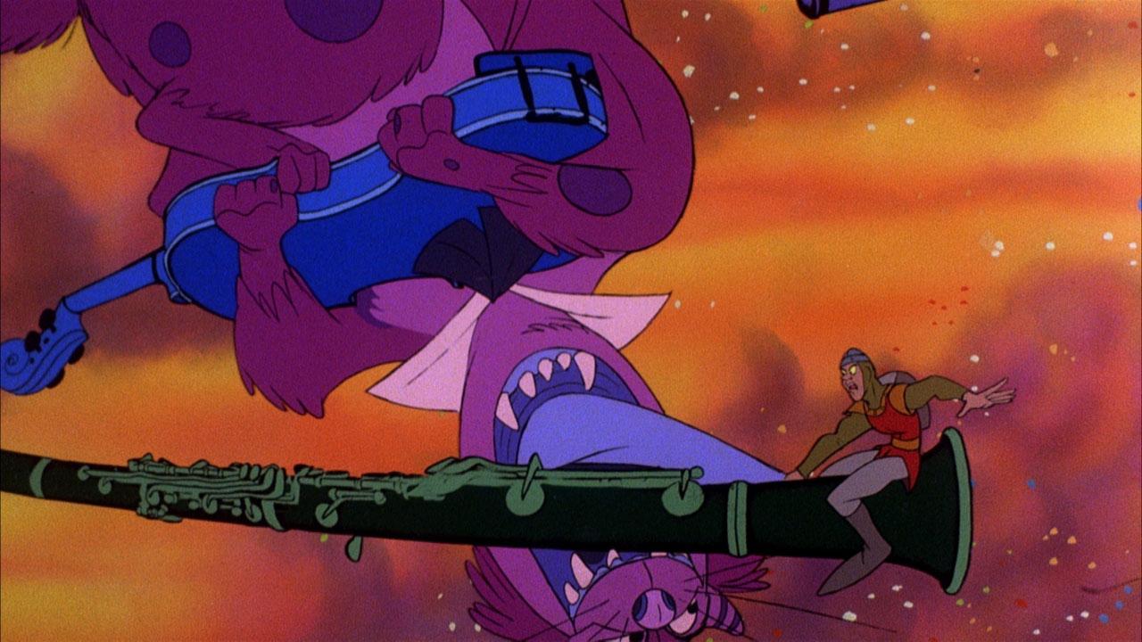 Скриншот №9 к Dragons Lair трилогия
